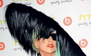 """Lady Gaga: """"Z moškim še nisem bila srečna."""""""
