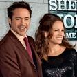 """Robert Downey Jr.: """"Težko prenašam njeno nosečnost."""""""