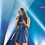 Nika se je do zadnjega potrudila, da je svoje nastope opravila najbolje kar se da. (foto: DonFelipe / Žiga Culiberg)