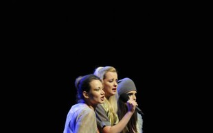 Premiera gledališke predstave Odspejsani