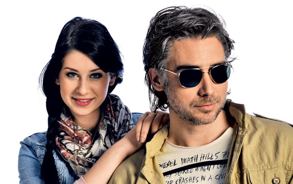 Eva Boto in Jan Plestenjak (foto: Primož Predalič)