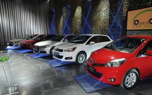 Slovenski avto leta 2012