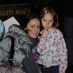 Alenka Bikar s hčerko (foto: Sašo Radej)