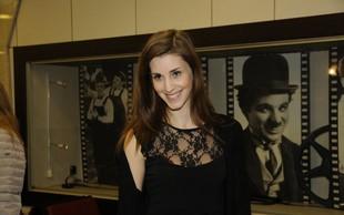 """Igralka Nina Rakovec, vnukinja Poldeta Bibiča: """"Dedi je bil moje vse."""""""