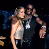 Jennifer Lopez in P. Diddy