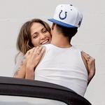 Jennifer Lopez in Casper Smart (foto: Profimedia.si)