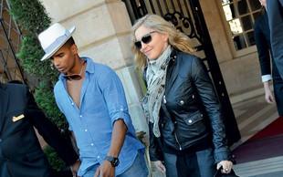 Madonna: Tudi tretjič bi se poročila