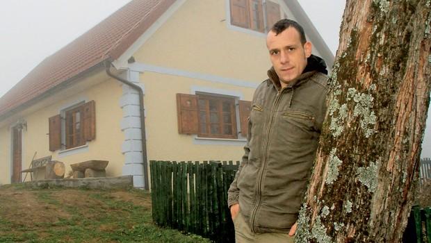 Matej Derčnik (foto: Goran Antley)