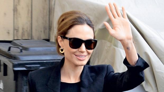 Angelina Jolie (foto: Profimedia.si)