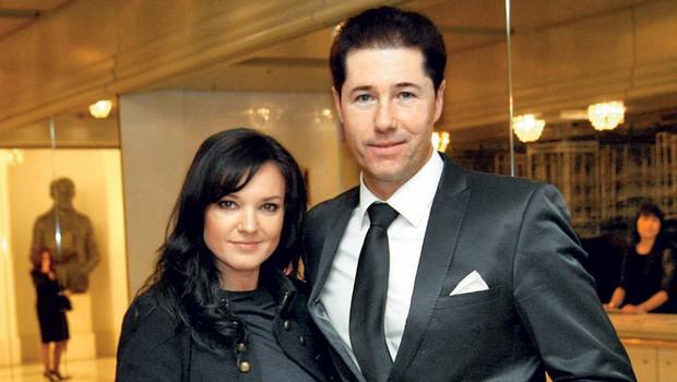 Alenka Gotar in Franci Breznik (foto: Mima)