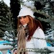 """Tatjana Tutan: Izvod """"svojega"""" Playboya pričakala na smučanju"""