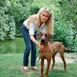 Maša Merc: Skrbi jo za psičko Timbo