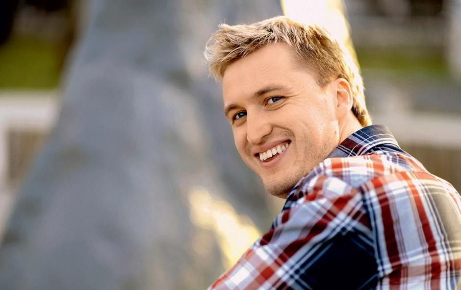 Denis Avdić (foto: Primož Predalič)