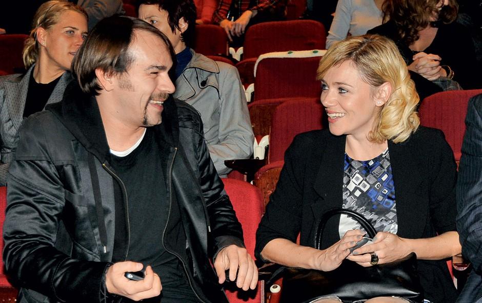 Lado Bizovičar in Katarina Čas (foto: Sašo Radej)