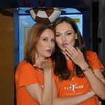 Anamarija Avbelj in Iryna Osypenko (foto: Sašo Radej)