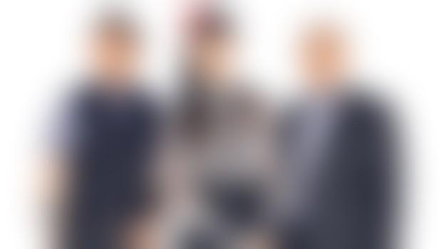 Žirantje šova X Factor Aleš Uranjek, Jadranka Juras in Damjan Damjanovič pravijo, da bodo strogi, a pravični sodniki.