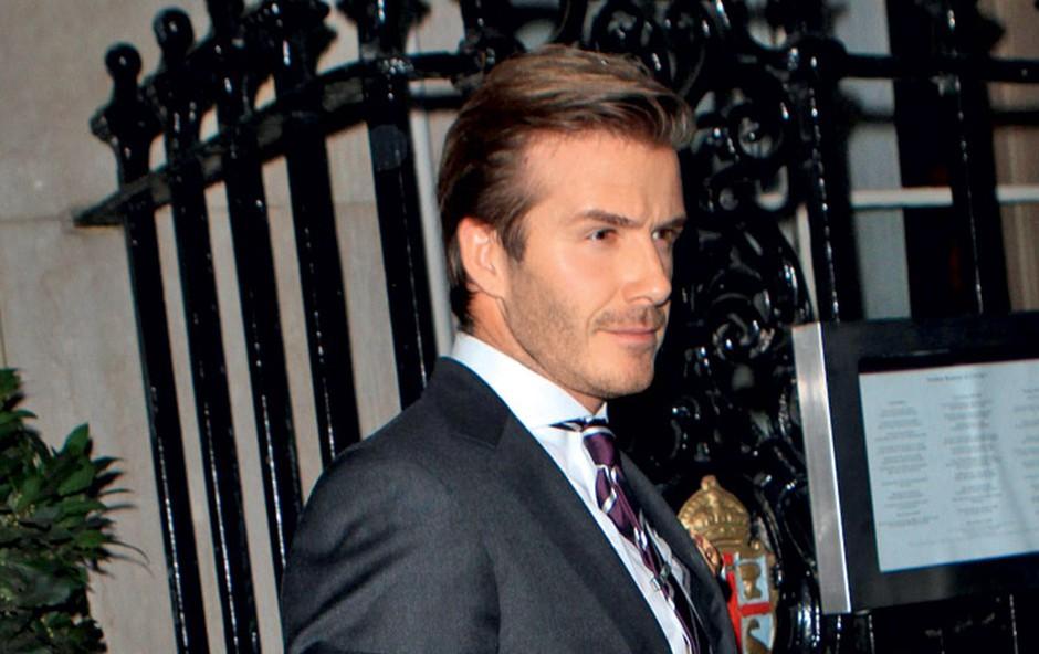 David Beckham (foto: Profimedia.si)