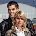 Andrej in Jolanda Batagelj  (foto: Goran Antley)