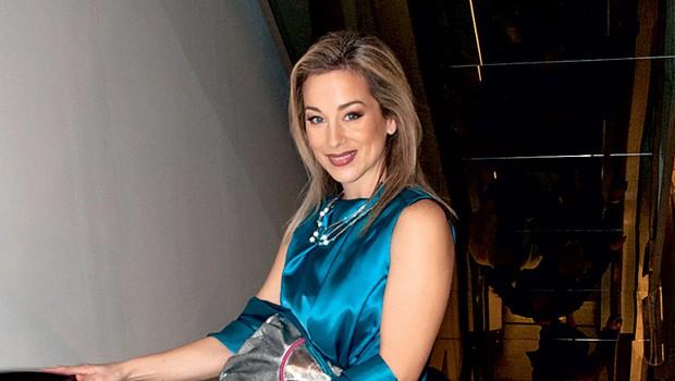 Je tudi vam Nina Ivanič podobna prelepi igralki Sharon Stone? (foto: Sandra Bratuša/Zaklop.com)