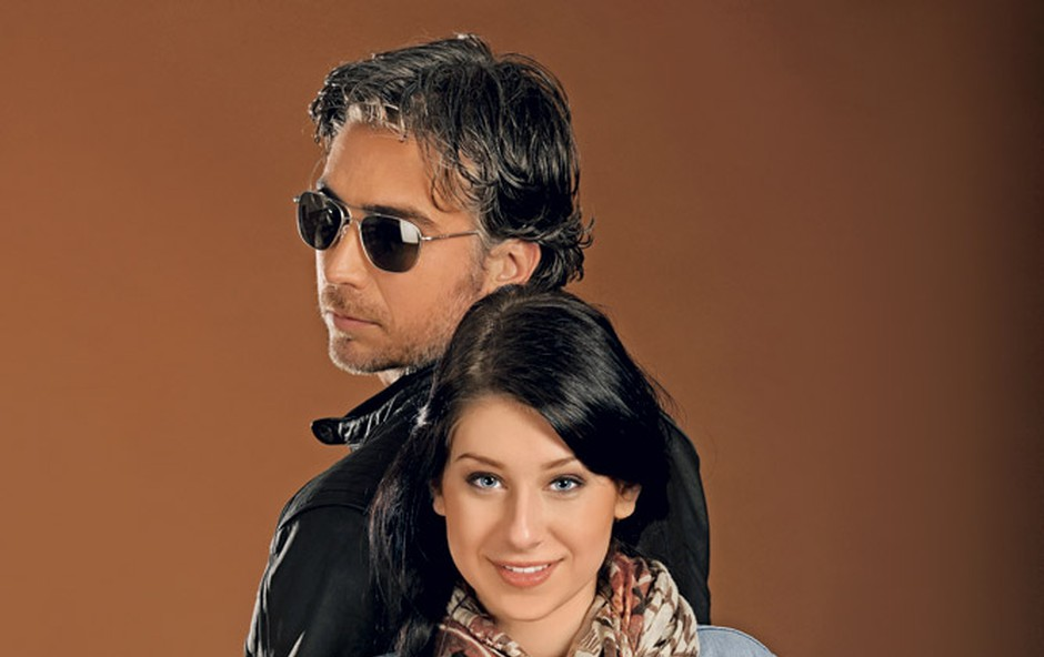 Jan Plestenjak in Eva Boto (foto: Primož Predalič)