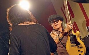 Johnny Depp: Posvetil se bo glasbi