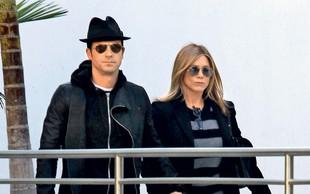 Justin Theroux: Srečen z Jennifer Aniston