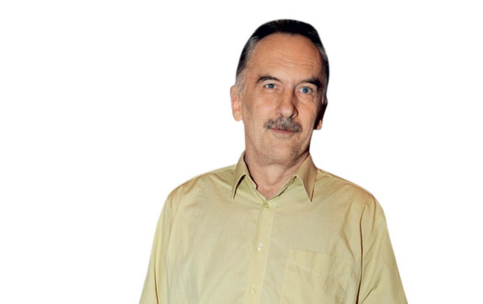 Jonas Žnidaršič (foto: Sašo Radej)