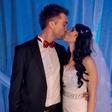 Sandra Adam: Marko ji je nataknil poročni prstan