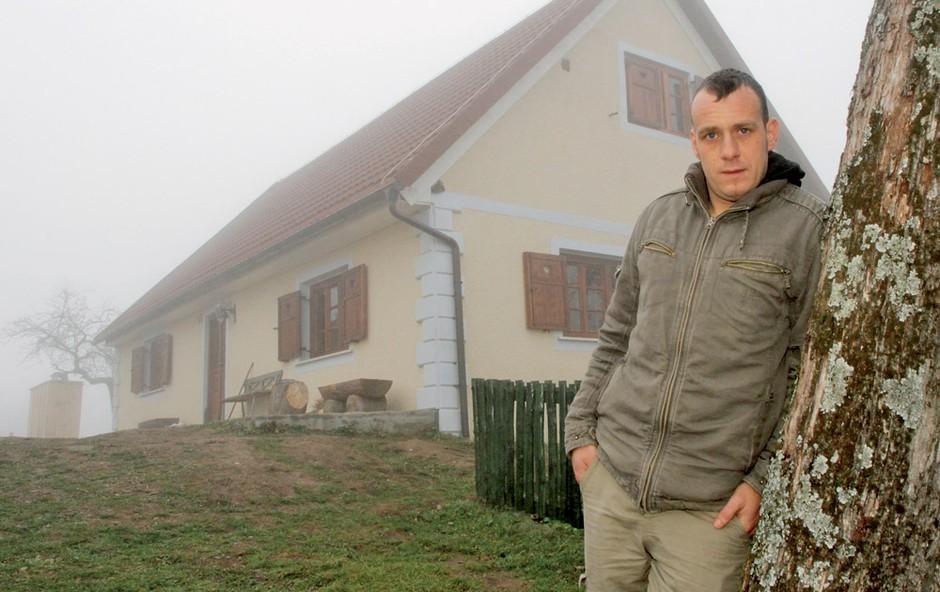 Matej Drečnik (foto: Goran Antley)