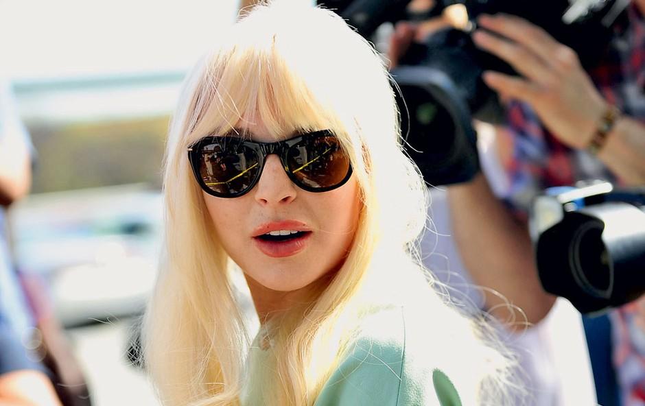 Lindsay Lohan postaja normalna. (foto: Profimedia.si)