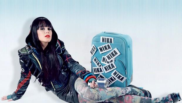 Nikina stilska preobrazba je delo njenega produkcijsko ustvarjalnega tima, v katerem pa poleg vrhunskih strokovnjakov sodeluje tudi Nika sama. (foto: Tanja Zrinski)