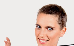 Vesna Krajnc Franc: Počasi se postavlja na noge