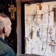 Pete Doherty: Slika s svojo krvjo