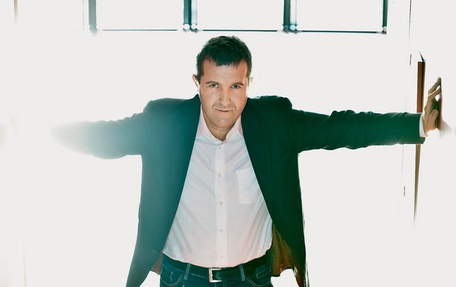 dr. Matej Tušak (foto: Ivana Krešič)