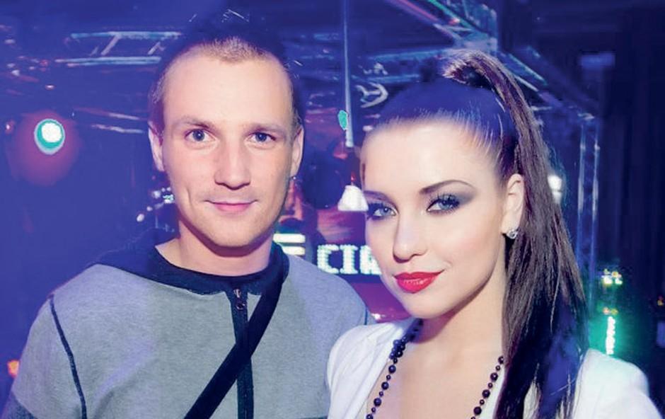 Miha Orešnik in Maja Keuc (foto: Marko Ocepek)