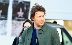 Jamie Oliver: Ozmerjal novinarko