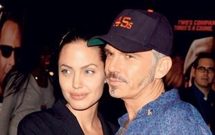 Angelina Jolie: Ločitev zaradi želje po otroku