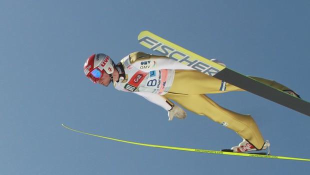 Robert Kranjec (foto: Goran Antley)