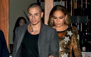 Jennifer Lopez: Topi se v Casperjevem objemu