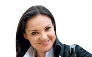 Alenka Gotar: Strastna ljubiteljica nogometa in hokeja