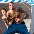 Chris Brown: Boji se za svojo dekle Karrueche Tran