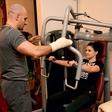 Alenka Gotar: Po fitnesu na tekmo