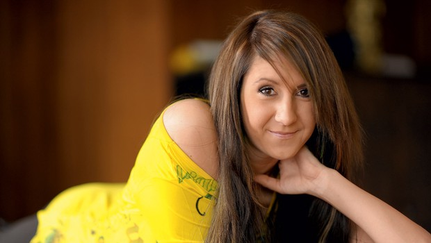 Sandra Auer (foto: Primož Predalič)