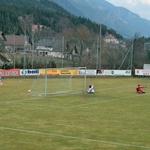 Trenutek, ko so Cimetovi fantje prevzeli vodstvo z 1:0 (foto: Ilona Penzeš, Sandra Bratuša)