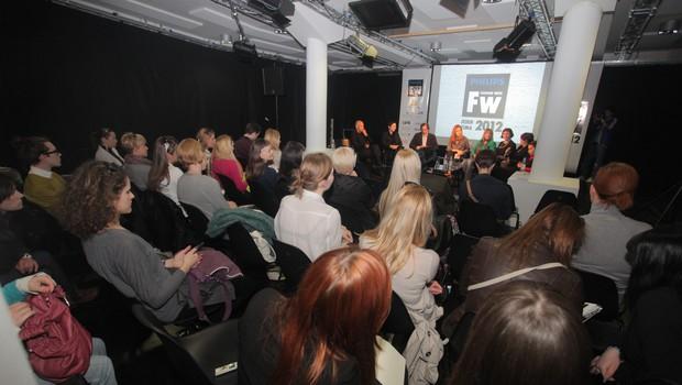 Philips Fashion Week, 2. april 2012