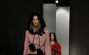 Foto utrinki s prve torkove modne revije