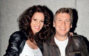 Sabina Remar in Tomaž Kralj: Ljubezen spet vroča