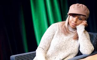 Mary J. Blige: Prepovedana reklama za hamburger