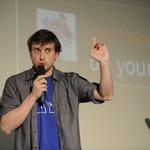 Prvi predizbor za Stand up komika leta 2012 (foto: Primož Predalič)