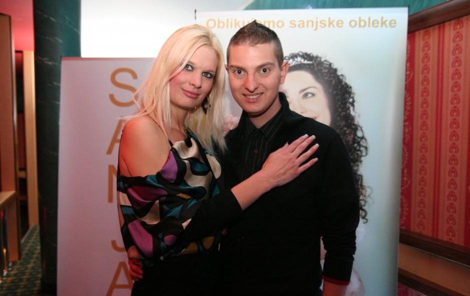 Bosta Damjan in njegova žena Maja zibala? (foto: MM)